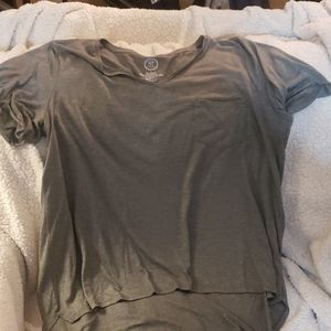 Olive green Maurices 24/7 tee